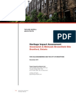 Heritage Impact Assessment - Greenwick Mohawk