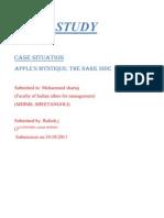 Aple Case Save As