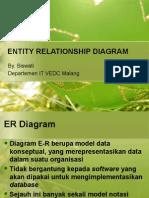 Presentasi - Entity Relationship Diagram