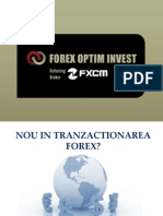 Nou in Tranzactionarea Forex