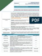 Boletín Meteorológico General-04-Ene-2012