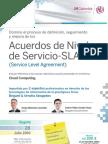 Acuerdos Niveles de Servicios - SLA