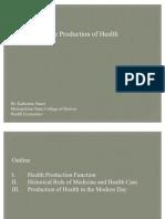 Health Economics- Lecture Ch05