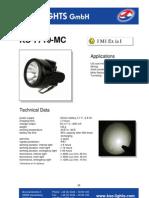 KS7710MC  M1 CREE LED ATEX