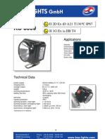 KS8600 ATEX LAMP