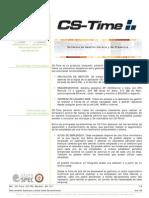 CS-TM CS-Time(AR107)