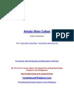 Amaia Skies Cubao Studio Typical Computation