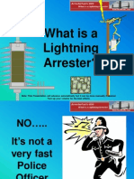 What is an Arrester