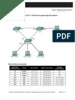 CCNA 3 Stp_configuration