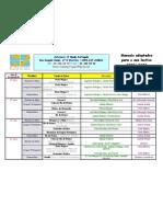 Manuais Escolares 08-09 1º ciclo