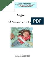 Projecto -À Conquista Dos Livros- 08-09
