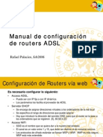Routers ADSL