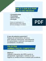 Apostila Slides - Administração Competitiva