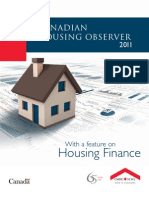 CMHC 2011 Canadian Housing Observer