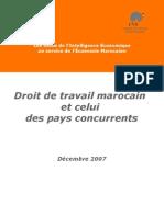 154_DroitTravail_Maroc_PaysConcurrents