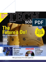 January 2012 Tech Solutions