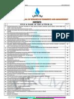 Ijrcm 1 Vol 2 Issue 10