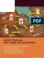 Vision Mobile Clash of Ecosystems v1