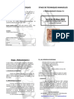 Formation Reboutement I La Source Doree Mars 2012