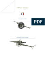 Artilharia de Campo1