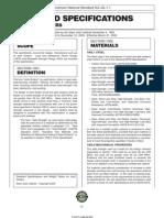 Standard Specifications for Joist Girders