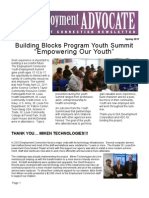 Employment Advocate Newesletter May 2011