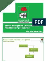 Presentacion Energía José Daniel Lara - Fuerza Verde