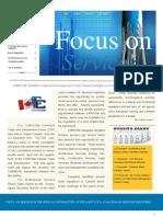 SLCSI Focus on Services eNewsletter November Issue1