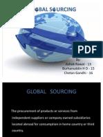 Group 5 - Global Sourcing