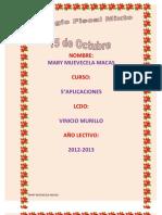 programas c++ Mary Muevecela