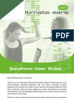 UE Superfi User Guide