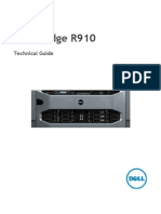 Poweredge r910 Technical Guide
