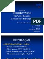 AULA 9.0 DESIDRATAÇÃO CICLO.HEXANO