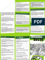 Informativo Becas 2012