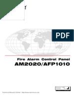 AM2020-AFP1010 Installation Programming Operating