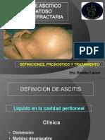 cirrosis hepatica descompensada.
