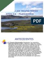 Conflicto Entre Petacc y Carhuancho