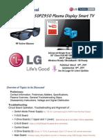50PZ950 3D Presentation