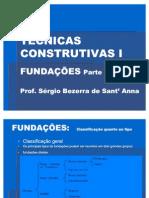 Técnicas Fundações parte 01