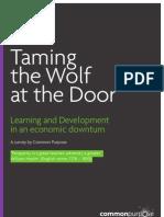Learning Development in an Economic Downturn