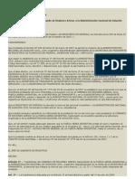 Decision Administrativa 40-2009 Transfer en CIA Personal Del Cra a La Anac