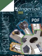 Ingersoll 2008 Pak Promo US