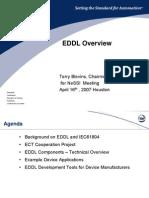 EDDL_SP104Presentation