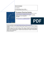 Adam, B. Spatial Policies for Metropolitan Regions, Identity, Participation and Integration EPS 2007