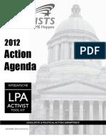 2012 Action Agenda