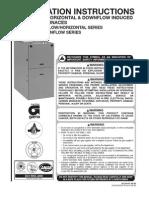 Rheem Gas Furnace Installation Manual