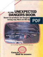 Shell Answer Book 12 the Unexpected Dangers Book