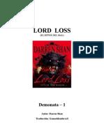 Darren Shan - Lord Loss 1.1
