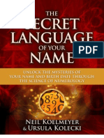 The Secret Language of Your Name -- Ch. 1
