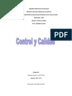 Controly Calidad